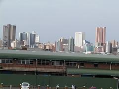 Durban from Passenger Terminal
