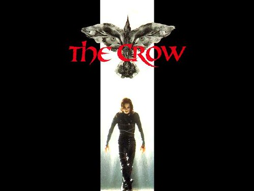Brandon Lee -The Crow por ti.