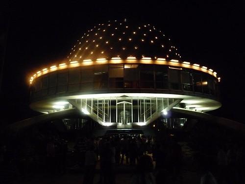 Palermo Valey en el Planetario (foto: Webstudio)