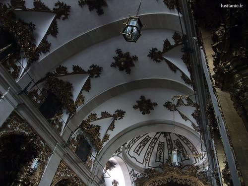 Tecto da igreja