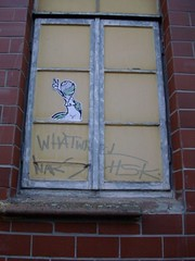 Closed Window for my Wife (Mayday) Tags: street urban streetart art grafitti kunst strasse hannover mayday streetarthannovergrafittiurbanstreetartkunststrassemayday