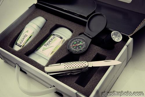 Rexona Men Absolute Survival Kit