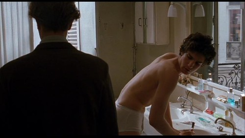 Louis Garrel Shirtless