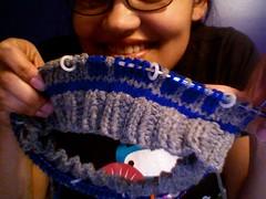 Shh...Tristan's secret hat