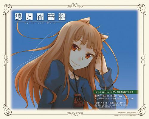 狼と香辛料 058 1280x1024 (by yukiruyu)