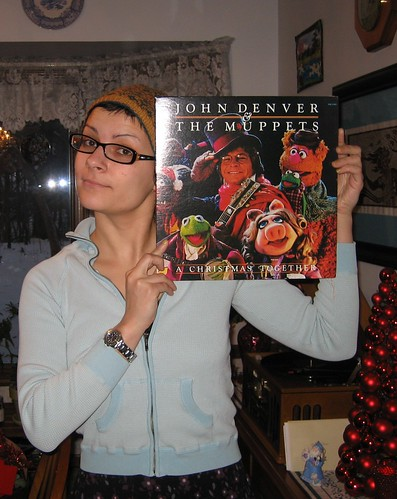 081225. a tradition... the muppets christmas record.