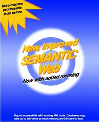 The New Improve Semantic Web: now with added meaning!