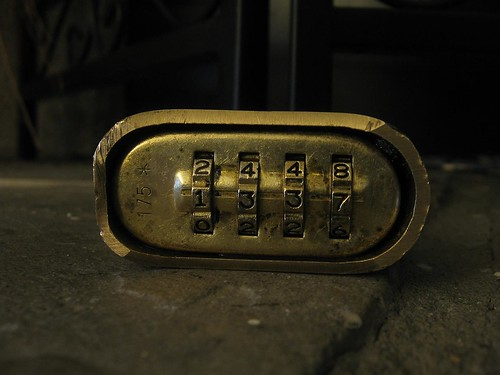 How To Crack Combination Lock