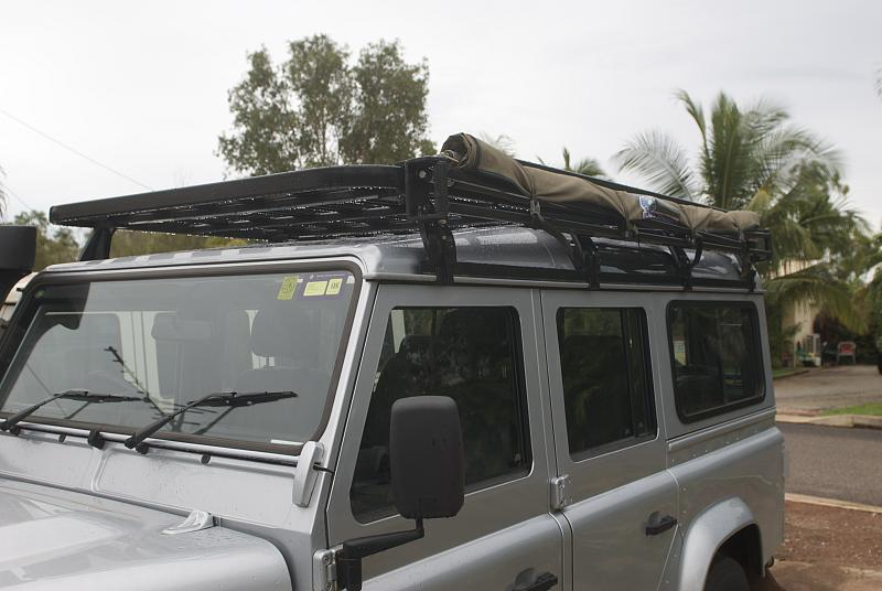 Hannibal Roof Rack And 60th Anniversary Brackets