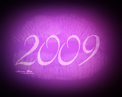 ..{ Happy New Year All .... ( Marron Glac) Tags: new happy design good year  bye 2008 marron 2009 glac marronglac marronglac