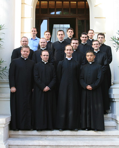 The Seminarians by Irish College