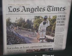 El diario Los Angeles Times