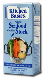 Kitchen Basics Seafood Stock