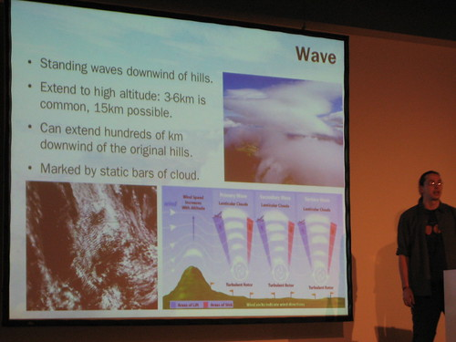 Hacking the atmosphere: Wave
