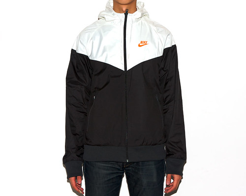 Nike Sportswear Dri-Fit Windrunner - Anthracite/White