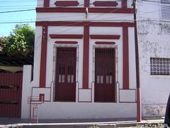 Vieja fachada asuncena