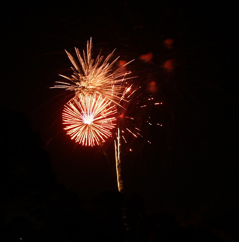 New Years Eve Fire Works