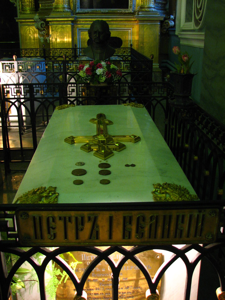 Saint Peter tomb Inverted Cross