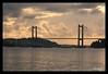 Ponte de Rande (_madmarx_) Tags: bridge sea architecture clouds puente arquitectura ponte galicia nubes pontevedra vigo riasbaixas auga morrazo pontederande moaña sansimón aplusphoto madmarx