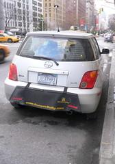 nyc newyorkcity car funny bumper