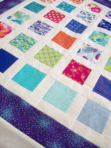 Quilt from Charm Pack