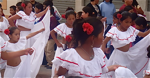 Cotacachi-parade