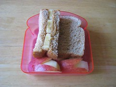 my lunch 01/16/09