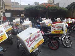 Delivery Pardos Chicken Telefono Numero Telefonico
