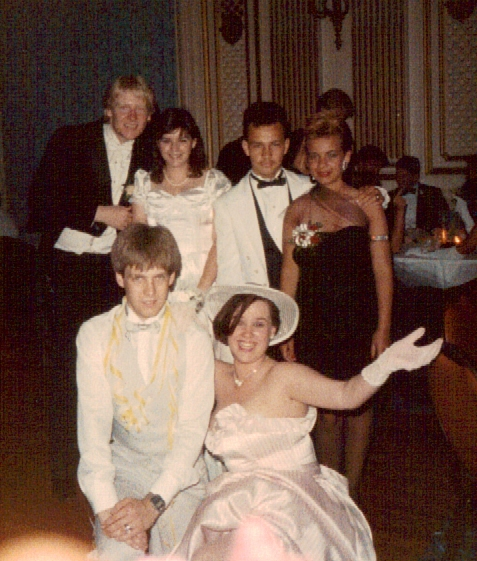 Sr. Prom - June 2, 1984