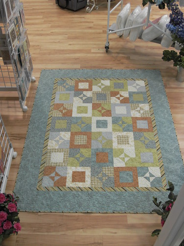 My Bamboo Quiltie