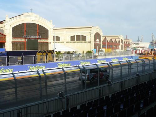 Tribuna P1  Circuito Fórmula 1 Valencia (02)
