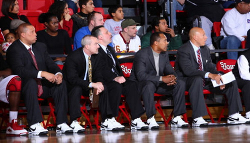 St. John's Red Storm coaching staff
