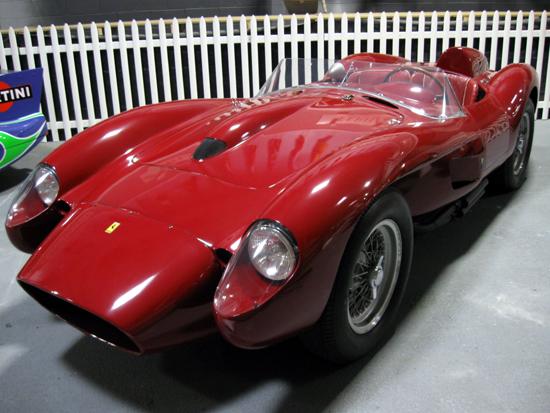 1958 Ferrari Testa Rossa (Click to enlarge)