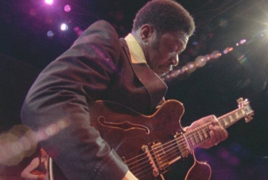 B.B. King en 'Soul Power', de Jeffrey Levy-Hinte