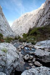 Vegacervera (José Carlos Photography) Tags: blue autumn españa fall water rio azul river spain agua rocks stones otoño ravine león rocas hoces piedras vegacervera torío