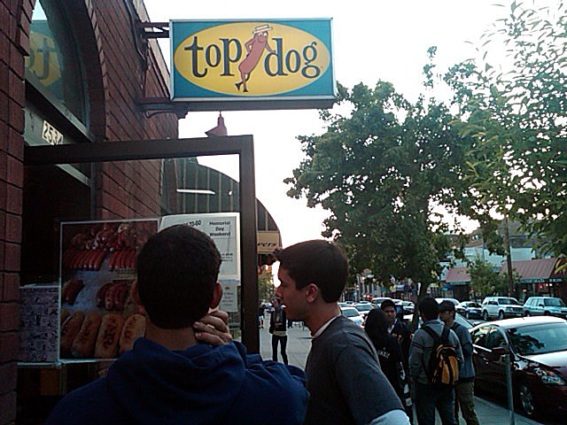 Top Dog - Berkeley, CA