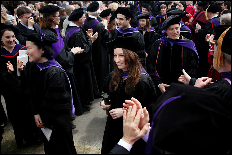 UNH School of Law commencement