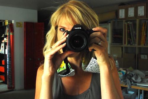 New camera strap cover