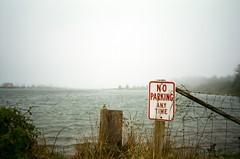 No Parking, Oreon coast (timichango) Tags: oregon olympusxa roadtrip2006