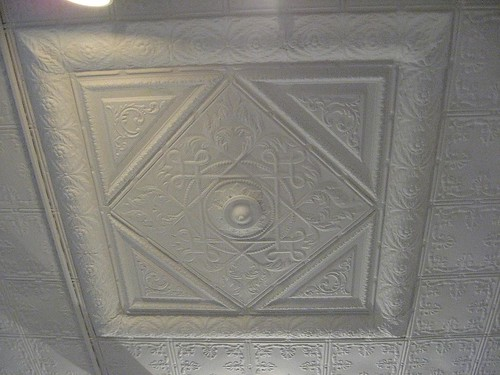 Pressed Metal Ceiling