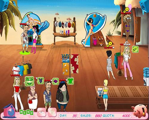 Fashion Boutique Game - Make the Sale!