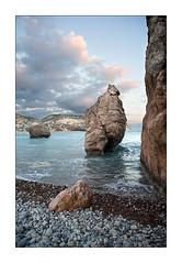 Aphrodite's Rock (Spkennedy3000 - Architectural Photographer) Tags: sea beach rock cyprus etc 24mm aphrodite zuiko soe f28 nicosia golddragon mywinners