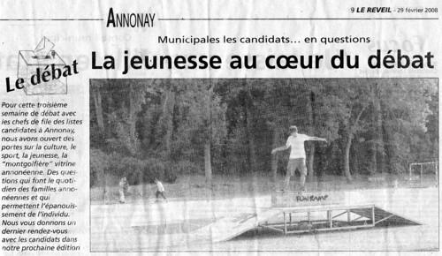 LE REVEIL - 29 février 2008 (page 9)