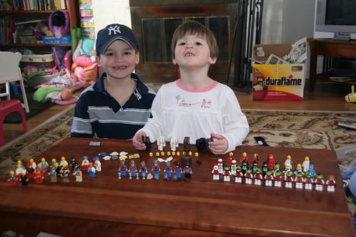 Complete Lego Census