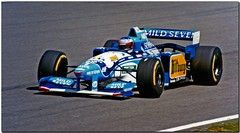 Michael Schumacher Benetton B195 Renault F1 Silverstone 1995 (Antsphoto) Tags: uk classic ford car speed michael kodak britain f1 historic renault grandprix silverstone formulaone 1995 motorsports formula1 schumacher motorracing 1990s gp michaelschumacher motorsport racingcar autosport benetton carracing motoracing f1car formulaonecar britishgp b195 canoneos600 gpcar b194 benettonf1 f1worldchampionship antsphoto fiaformulaoneworldchampionship anthonyfosh canoneos60035mm