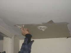 Ceiling patch