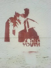 sonic youth grafitti