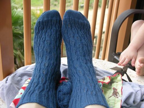 zombie socks jessn