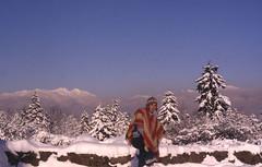 "I dressed as a Cusqueño ""Napaykuyki"" (Pierre♪ à ♪VanCouver) Tags: vancouver diamondclassphotographer cusqueño sofarsocute queenelizabethpark snow pierre neiva cholitolindo sumaq canada"