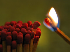 Light My Fire 1 (Daniel Y. Go) Tags: macro canon fire philippines powershot flame matches imag g9 cumbustion wowiekazowie gettyimagesphilippinesq1